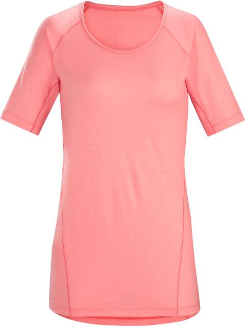 Arc'teryx Lana t-shirt Dames roze